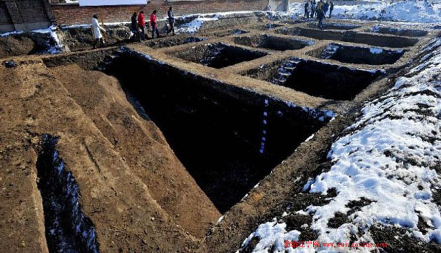 沈阳市文物考古研究所举办基建考古成果展