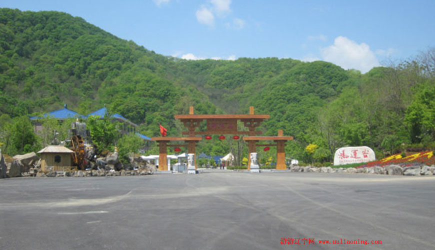鸿运谷漂流景区