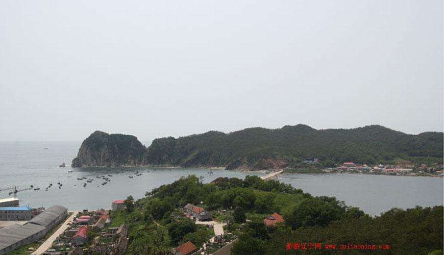 庄河海王九岛