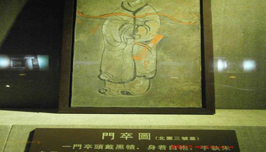 辽阳汉魏壁画馆