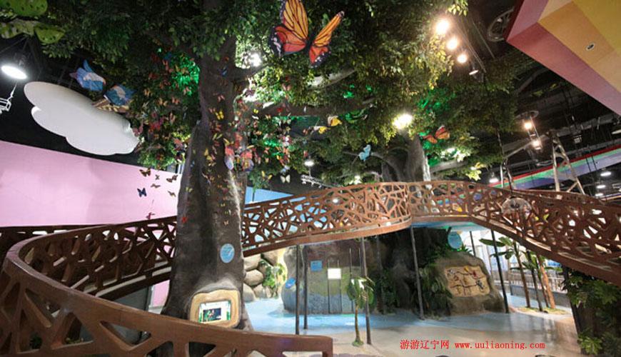 辽宁省科学技术馆定于2月2日起暂停试运行公告