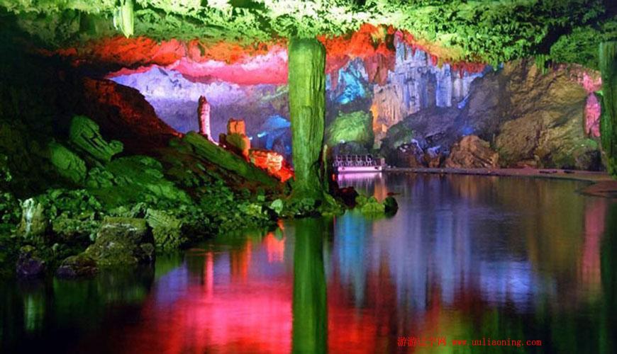 本溪水洞申请成为国家5A级旅游景区
