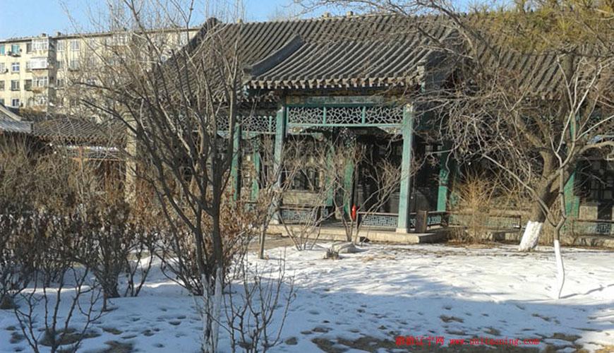 彭公馆(辽阳民俗博物馆)