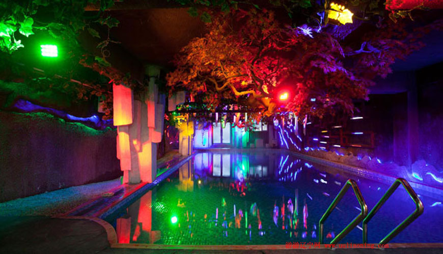 新民市2015兴隆温泉旅游节开幕