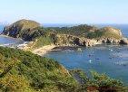 城山头海滨地貌国家级自然保护区