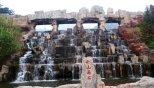 千山风景区五一将新增瀑布景观