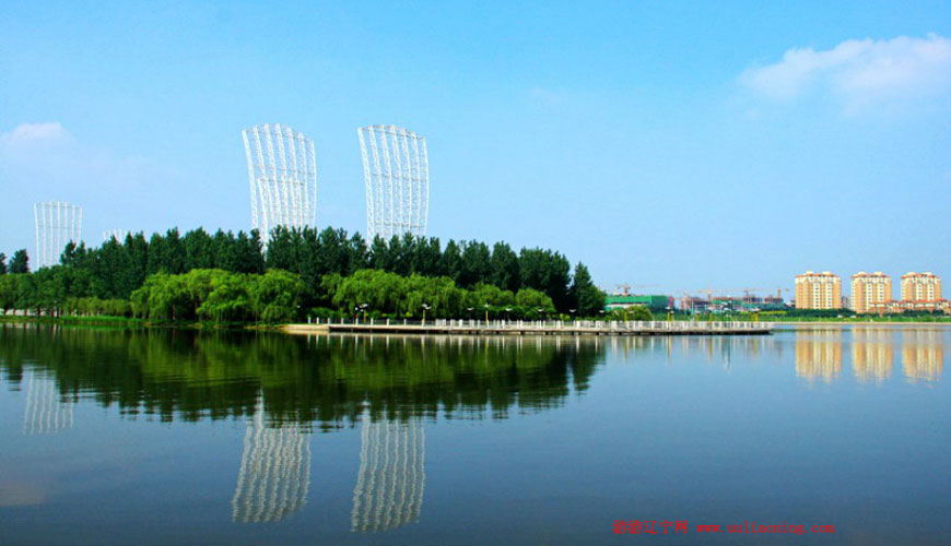 珍珠湖风景区