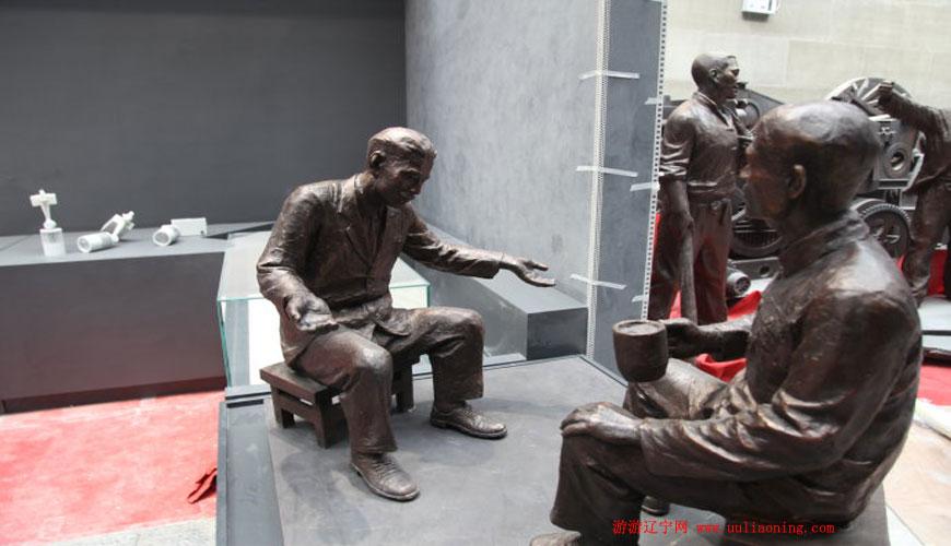 鞍钢展览馆
