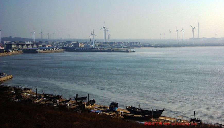 仙人岛旅游风景区