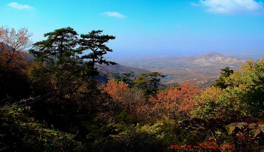 盖州青龙山国家森林公园